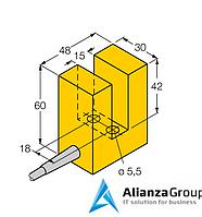 Индуктивный щелевой датчик TURCK SI15-K30-AZ3