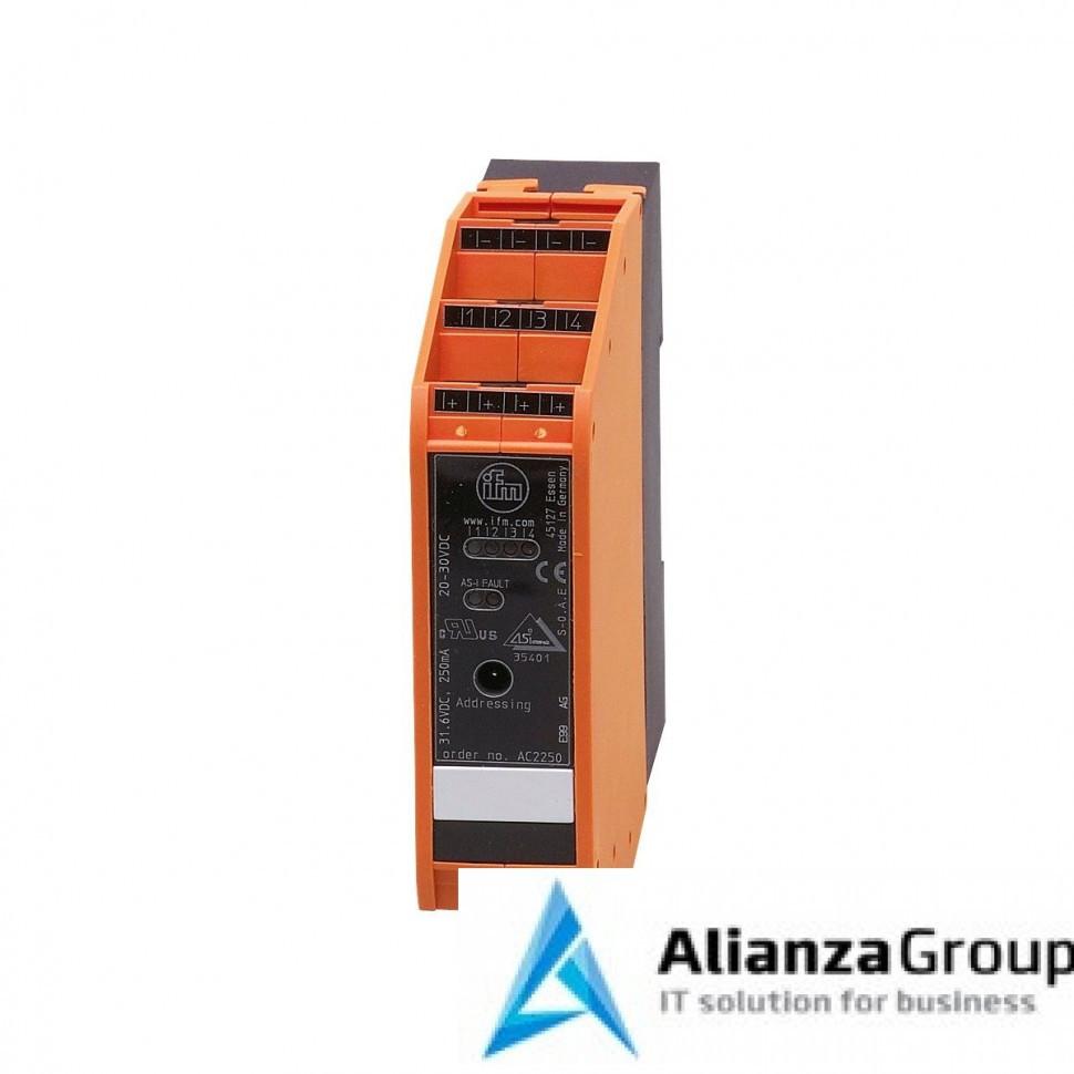 AS-i модуль в шкаф управления IFM Electronic AC2218