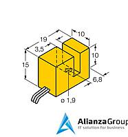 Индуктивный щелевой датчик TURCK SI3.5-K10-AN7
