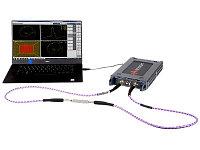 Векторные анализаторы цепей Keysight с шиной USB серии Keysight Streamline