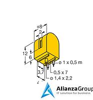 Индуктивный щелевой датчик TURCK SI2-K08-Y1