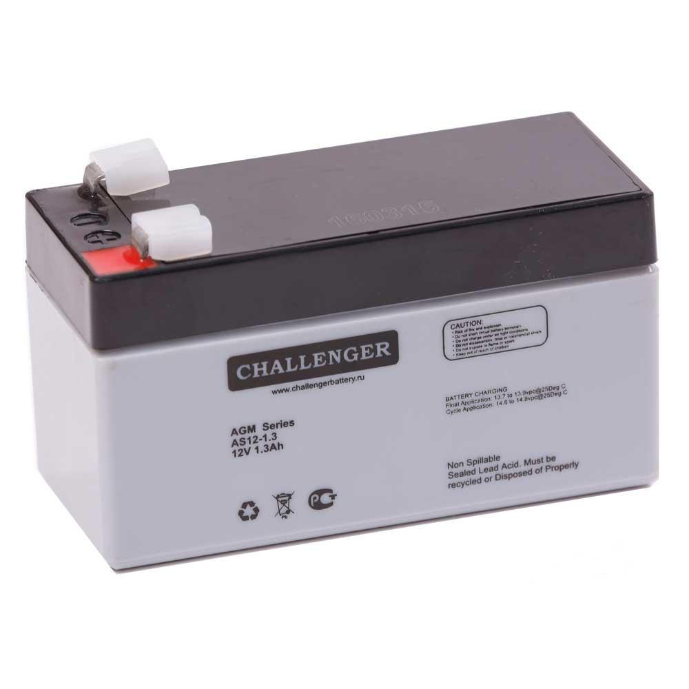 Аккумулятор Challenger AS12-7.0A (12В, 7Ач) для детских джипов и легковых электромобилей