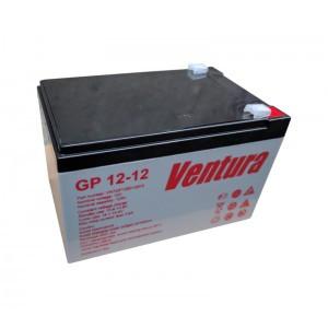 Аккумулятор Ventura GP 12-12 (12В, 12Ач)