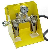Фильтр лубрикатор для смазки пневматических инструментов Модель RP-FRL Filter