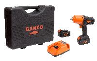 Ударный аккумуляторный гайковерт Bahco BCL33IW2K1