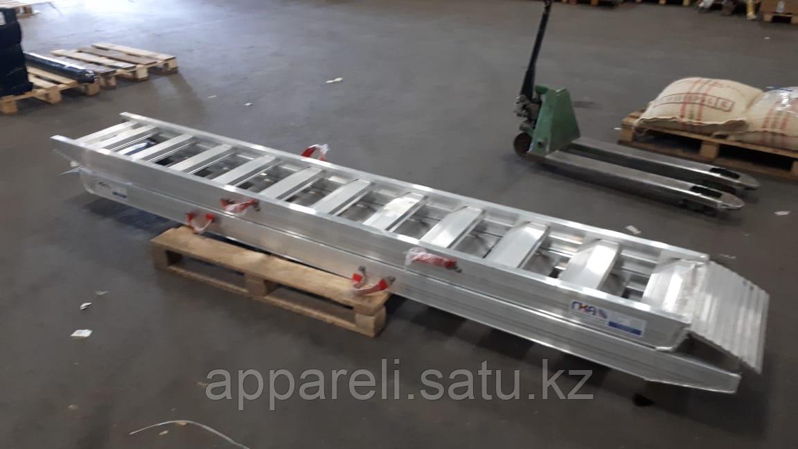 Погрузочные рампы из алюминия аппарели 6500 кг