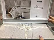 Постельное белье семейное, де люкс сатин жаккард, фото 2
