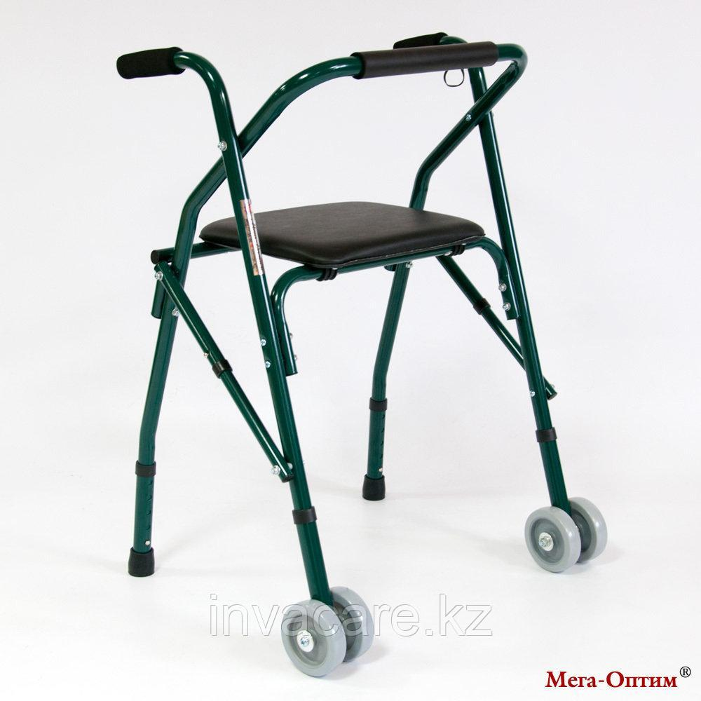 Ходунки с сиденьем Мега Оптим FS 914 L