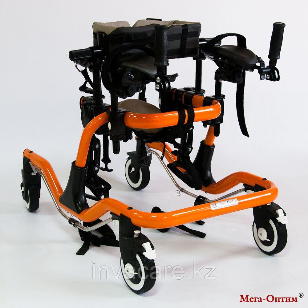 Ходунки на 4-х колесах для развития навыков ходьбы HMP-KA 4200 S