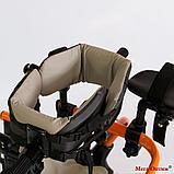 Ходунки на 4-х колесах для развития навыков ходьбы HMP-KA 4200 S, фото 2