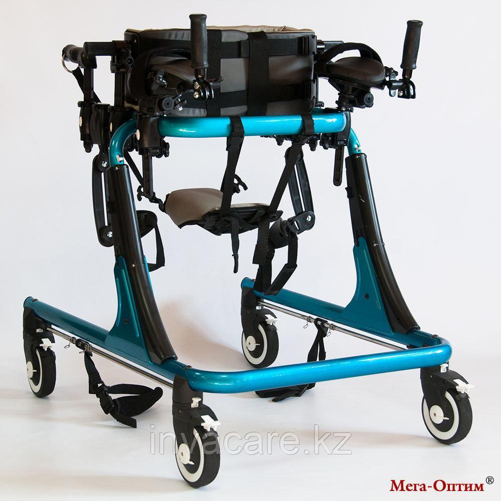 Ходунки на 4-х колесах для развития навыков ходьбы HMP-KA 4200 L