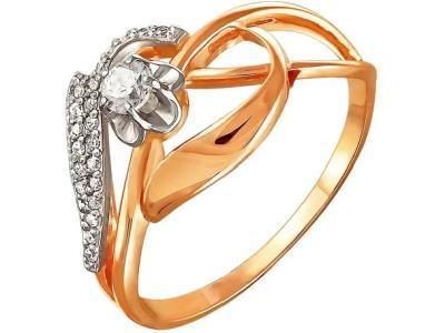 Золотое кольцо РусГолдАрт 1114417_1_1_1_17