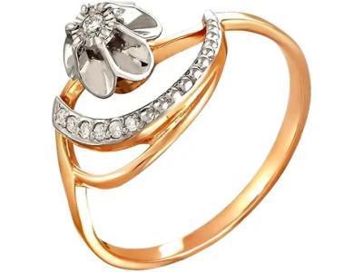 Золотое кольцо РусГолдАрт 1113413_1_5_1_17
