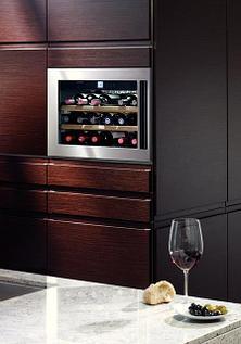 Встраиваемые винные шкафы