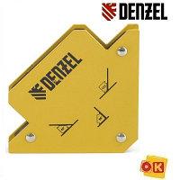 Фиксатор магнитный 25 Lb для сварочных работ, DENZEL. 97551