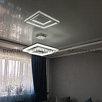 LED люстра Квадраты 160W 3000-4500-6500К, фото 1