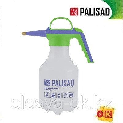 Опрыскиватель ручной 2 л с клапаном сброса давления, PALISAD. 64739, фото 2