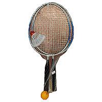Детские теннисные ракетки.