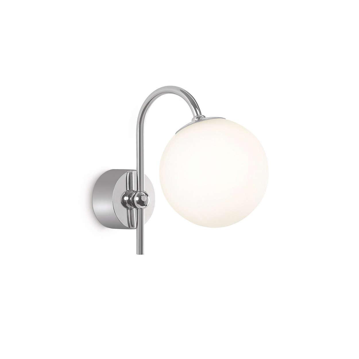 Светильник настенный Silvery chrome 1*42W Philips /340861116/