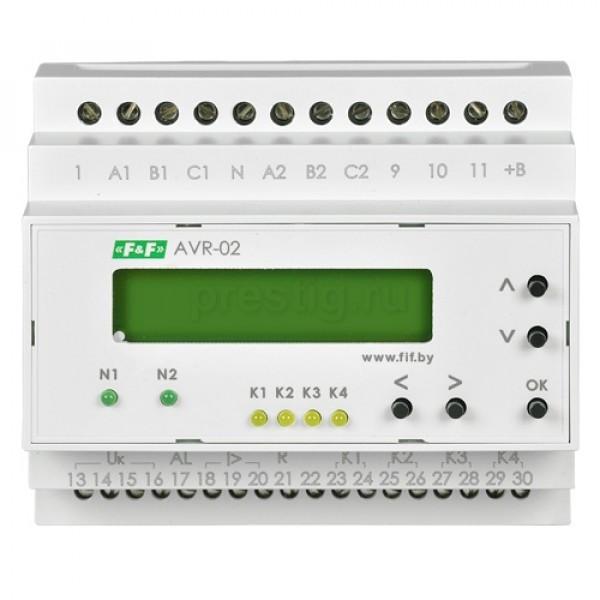 Устройство управления резервным питанием AVR-02
