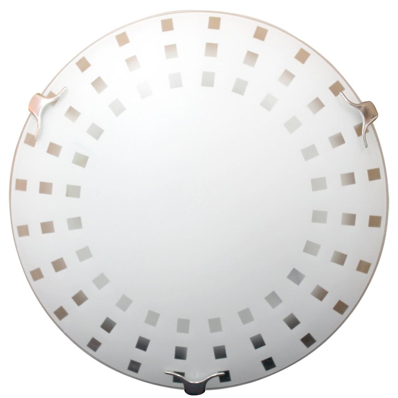 Светильник 400 Лучи НПБ 01-2*60-135 М12 матовый белый/кл.зол. ИУ 00222