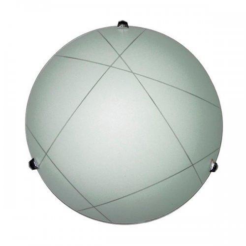 Светильник 300 Контур НПБ 01-2*60-139 М16 матовый белый/кл.хром ИУ