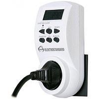 Розетки-таймеры - TMH-E-4 16A x1 IP20 Белый