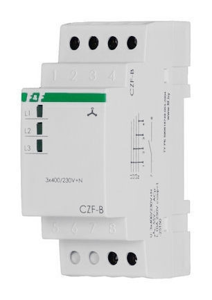 Автомат защиты электродвигателей CZF-B