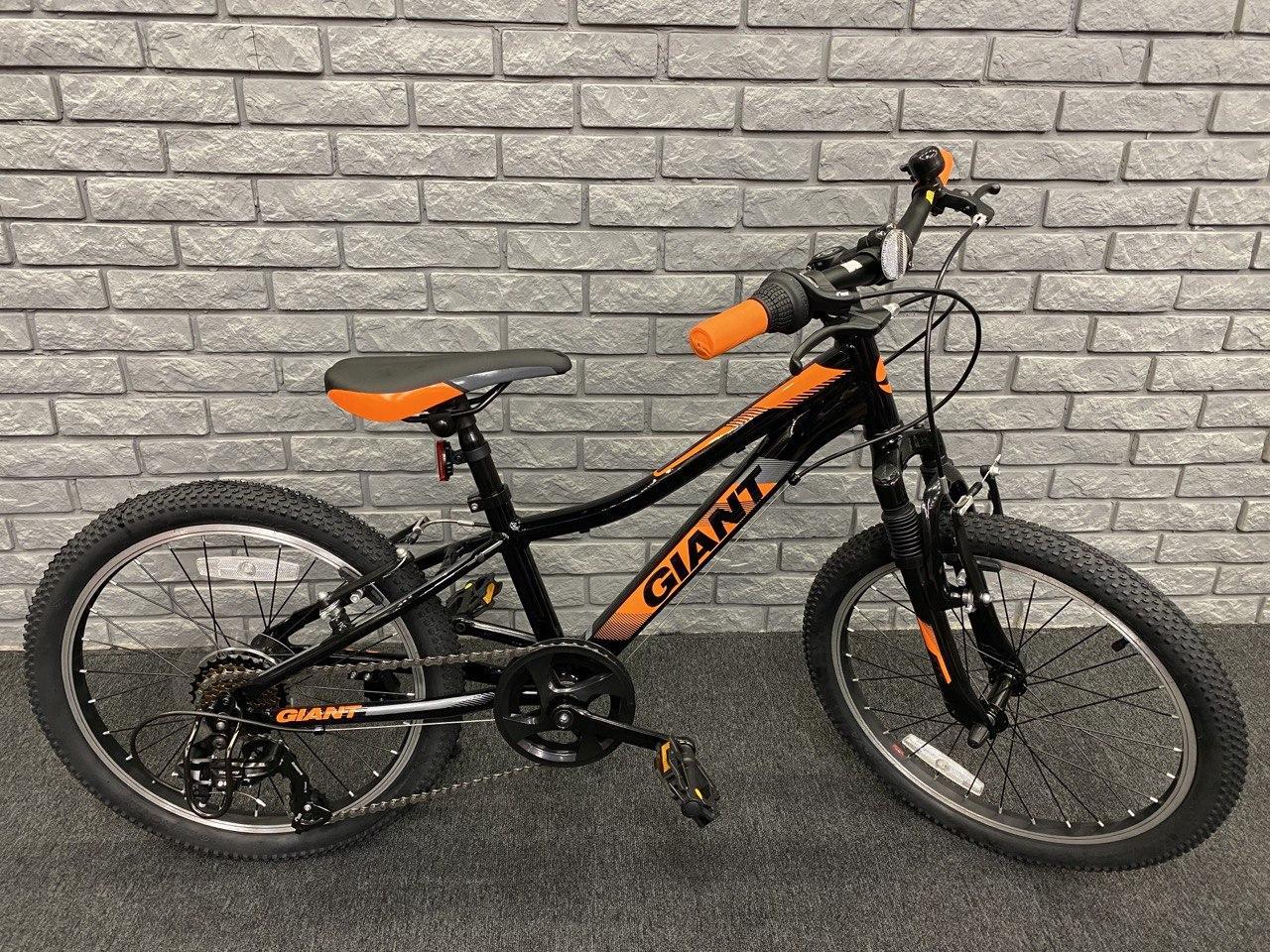 Детский велосипед Giant XtC Jr 20