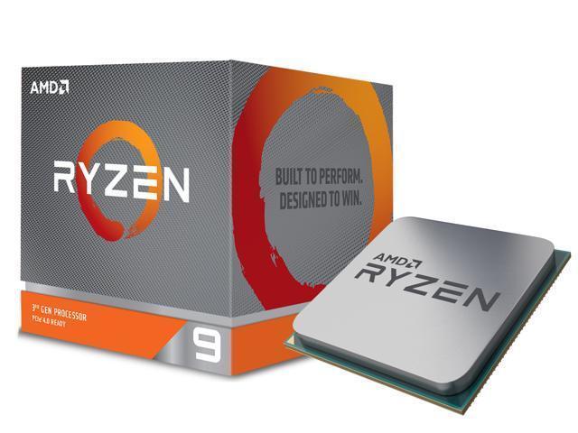 Процессор AMD Ryzen 9 3900X TRAY