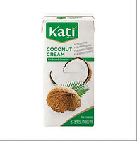 """Кокосовые сливки 24% """"Kati"""", 1 л"""