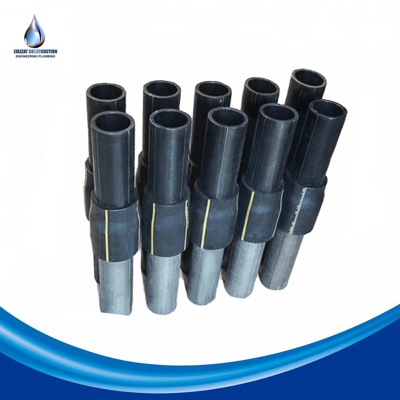 Соединение ПЭ-сталь 63/57 ПЭ100 SDR11