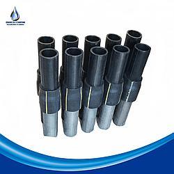 Соединение ПЭ-сталь 125/108 ПЭ100 SDR11
