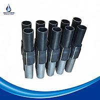 Соединение ПЭ-сталь 140/125 ПЭ100 SDR11
