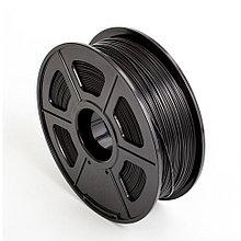 Пластик для 3D принтеров PLA+, SunLu, черный
