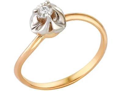 Золотое кольцо РусГолдАрт 1107613_1_5_1_165