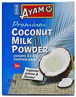 """Сухое кокосовое молоко """"Ayam"""" 150 гр."""