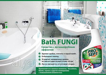 Bath Fungi - средство для удаления плесени с дез. эффектом. 500 мл. РФ, фото 2