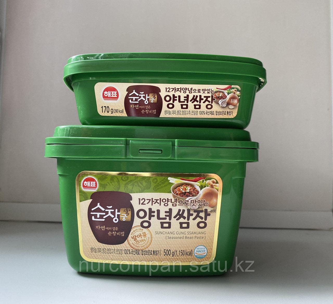 Классическая соевая паста Самджан 500 гр