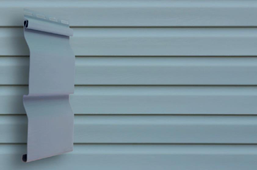 Сайдинг Голубой  3600x0,224 мм Grand Line D4,4