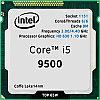 Core i5-9500, oem/tray