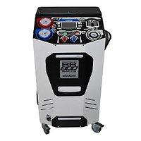 Станция автоматическая для заправки автомобильных кондиционеров TopAuto RR800Touch