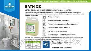 Bath DZ- моющее дезинфицирующие средство на основе хлора.5 литров.РФ, фото 2