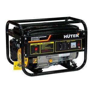 Портативный бензогенератор HUTER DY4000L 3 кВт