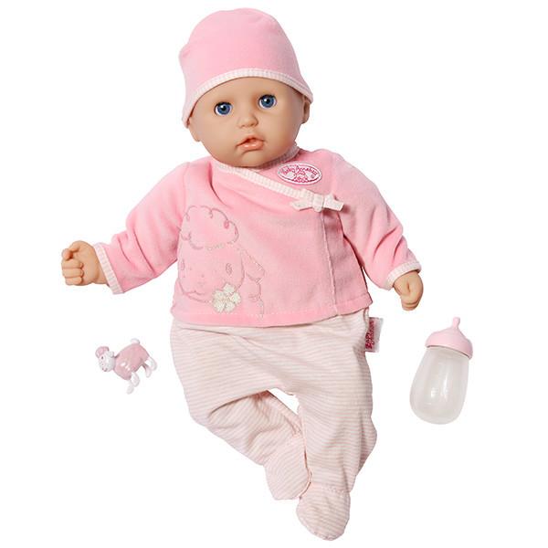 "Baby Annabell Кукла ""Моя первая Бэби Аннабель"" Давай играть, 36 см"