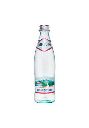 Borjomi (минеральная вода Боржоми) - 0,33 л. стекло