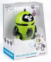 """Silverlit Интерактивный робот """"Дроид за мной!"""", зелёный"""