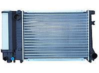 """Радиатор охлаждения ( MT A/C """"-"""") BMW Series 5. E34"""