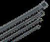 Хомут морозостойкий Хкм 4,8х300мм черный (100шт) IEK