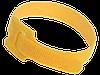 Хомут-липучка ХКл 14х135мм желтый (100шт) IEK